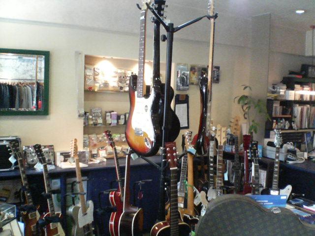 ギターのなる木?