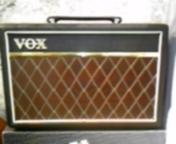 VOX アンプ入荷