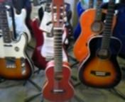 ミニギター!