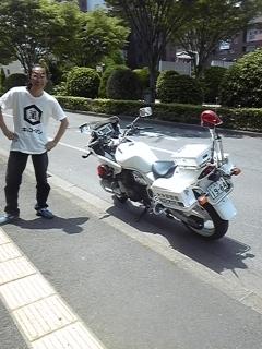 オレのバイク??